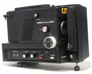 Vintage CHINON SOUND 6100 Movie Projector