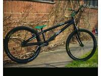 Onza trials bike - wanted