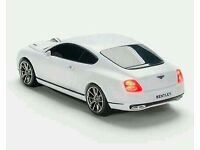 Brandnew Official Bentley click Car Mouse/ WIRELESS