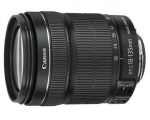 Canon EF-S 18-135mm f/3.5-5.6 IS STM (i026200)
