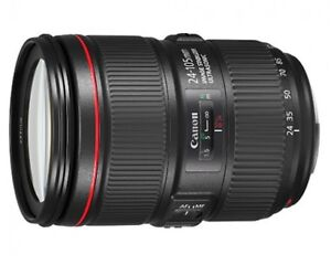 Canon EF 24-105mm f/4L IS II USM (New/Neuf)