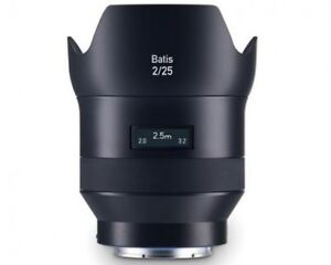 Zeiss Batis 25mm f2.0, Sony E Mount, LIKE NEW!! Save 500$!