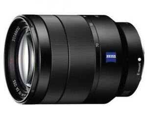 SONY 24-70mm F4 CARL ZEISS brand new