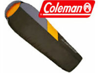 As NEW Sleeping Bag Coleman Bambusa -10 Coleman Bambusa sleeping bag thermolite