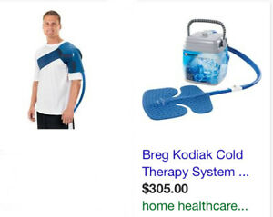 Breg Polar Care Kodiac Shoulder Cold Therapy System
