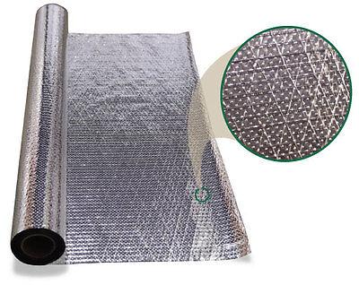500 Sqft Diamond Radiant Barrier Solar Attic Foil Reflective Insulation 4x125