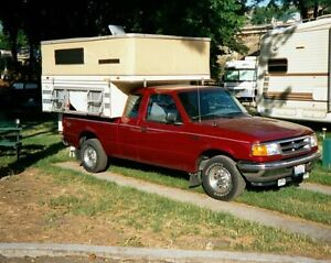 Looking For Truck Camper