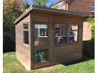 10 x 8 Garden Studio For Sale
