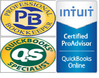 Professional Bookkeeping @ Monthly Fee or Hourly Rate
