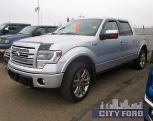 "2014 Ford F-150 4x4 SuperCrew 145"" Limited"