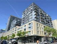 Furnished new construction 4 1/2 condo in Downtown for rent