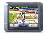 Garmin Nuvi 205 Sat Nav UK & Ireland Maps