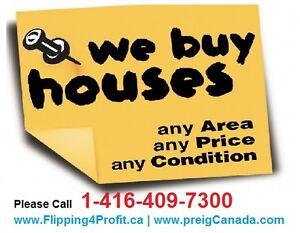We buy Houses in Belleville
