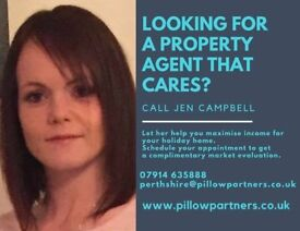 Perthshire Property Wanted for Holiday
