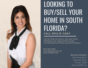Looking to Buy/ Sell/ Rent your property in South Florida?