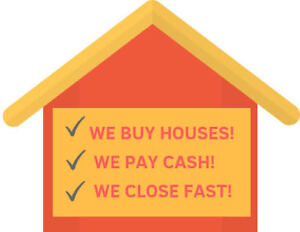 **Save Yourself Time & Money! Sell Your House Today!**