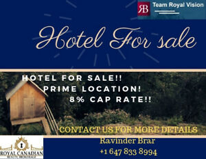 Hotel For Sale!!!!