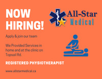 Registered Physiotherapist