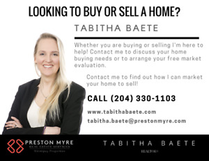 Looking to Buy or Sell Property?