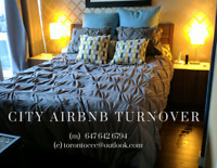 ** CITY AIRBNB TURNOVER **