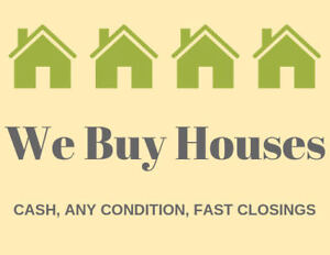 We Buy Houses in Cash! We'll Make You An Offer Within 24 Hours.