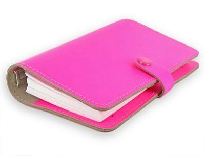 Filofax Personal Organizer The Original Fluro Pink