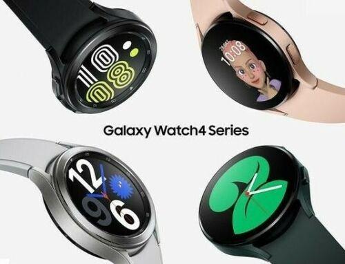 Samsung Galaxy Watch 4 SM-R860 Bluetooth Version 40mm Aluminum Case  New Sealed