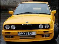 BMW E30 2.5