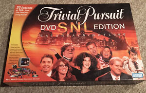 Trivial Pursuit DVD SNL