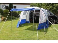 Reimo Tour Easy 2 Campervan Drive Away Awning