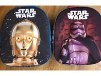 Official Star Wars rucksacks