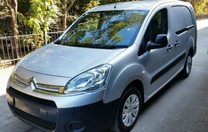 2015 Citroen Berlingo B9C MY16 L2 HDi Silver 5 Speed Manual Van