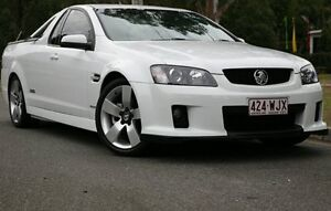 2010 Holden Ute VE II SS V White 6 Speed Sports Automatic Utility Yeerongpilly Brisbane South West Preview