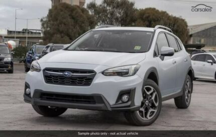 2017 Subaru XV G5X MY18 2.0i-S Lineartronic AWD Silver 7 Speed Constant Variable Wagon Sutherland Sutherland Area Preview