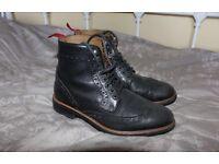 ASOS Brogue Boots Size 6