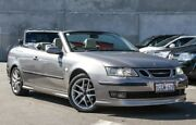 2005 Saab 9-3 442 MY2005 Aero Silver 6 Speed Manual Convertible Osborne Park Stirling Area Preview