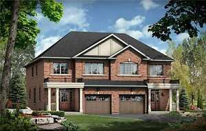 Brand New 4 Bedroom Semi Detached Home in Whitby!