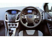2011 Ford Focus 1.6 Zetec Sat Nav