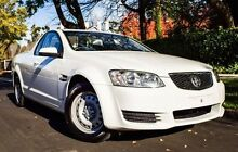 2011 Holden Ute VE II Omega White 4 Speed Automatic Utility Medindie Walkerville Area Preview