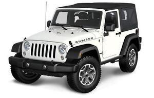 2016 Jeep Wrangler RUBICON VUS