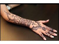 LOW COST Professional Henna Artist