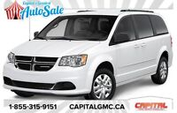 2012 Dodge Grand Caravan SXT *Stow N' Go-Uconnect-Keyless Entry*