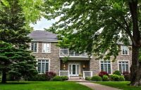 Executive home for sale in Pointe-Claire