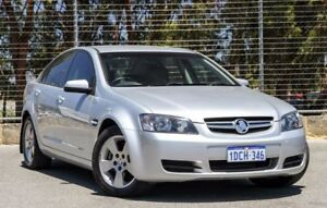 2008 Holden Commodore VE MY09 60th Anniversary Silver 4 Speed Automatic Sedan Kenwick Gosnells Area Preview