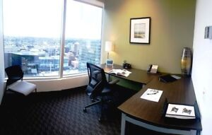 Office Space in the Commercial Core of Calgary!