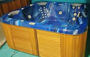 5 to 6 seater portable spa pool Joondalup Joondalup Area Preview