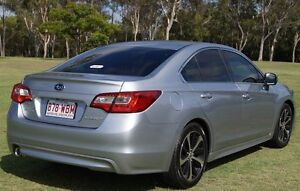 2015 Subaru Liberty B6 MY15 2.5i CVT AWD Premium Ice Silver 6 Speed Constant Variable Sedan Bundaberg West Bundaberg City Preview