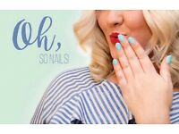 Oh, so Nails! By Tina - Qualified Nail Technician.. Mobile or in my nail bar!