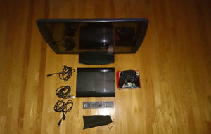 PlayStation 3D SONY 24inch Display With PS3 500GB Bundle