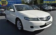2006 Honda Accord Euro CL MY2006 White Automatic Sedan Campbelltown Campbelltown Area Preview